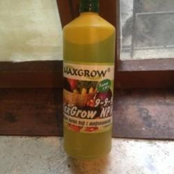 MaxGrow NPK 999